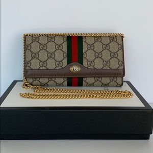 NWT AUTHENTIC GUCCI CROSSBODY BAG